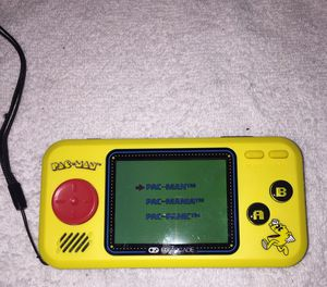 Pac Man My Arcade Electronic Handheld Game for Sale in Honolulu, HI