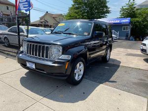 2011 Jeep Liberty for Sale in North Bergen, NJ