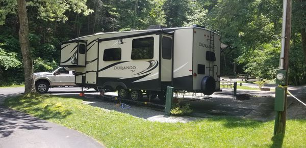 2016 Durango 2500 5th wheel camper