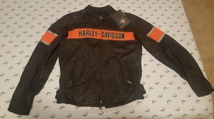 Harley Davis Motorcycle Jacket for Sale in Clayton, NC