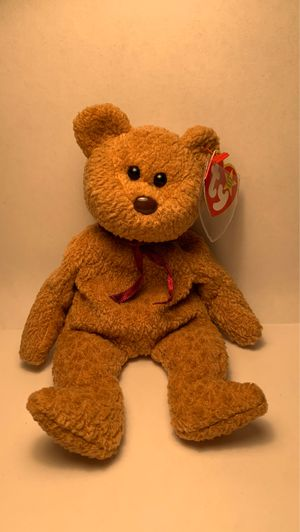 Beanie Baby: Curly Bear for Sale in Sunnyvale, CA