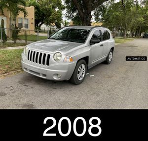 JEEP COMPASS SPORT AUTOMATIC TRANSMISSION for Sale in West Palm Beach, FL