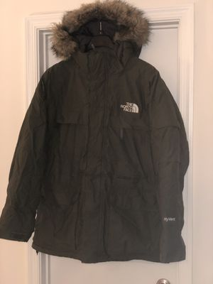 North face parka jacket for Sale in McLean, VA