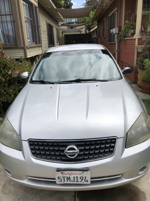 2006 Nissan Altima for Sale in San Diego, CA