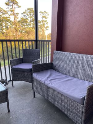 5 piece outdoor furniture for Sale in Orlando, FL