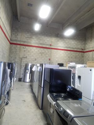 Everything 40 to 60 percent off new appliances for Sale in Hialeah, FL