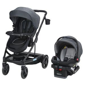 Graco uno2duo travel system for Sale in Columbus, OH