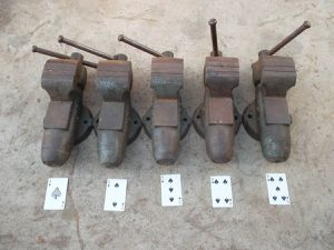"Wilton 3 1/2"" Machinist Vise Vice ($300 Each Firm) for Sale in Bell Gardens, CA"