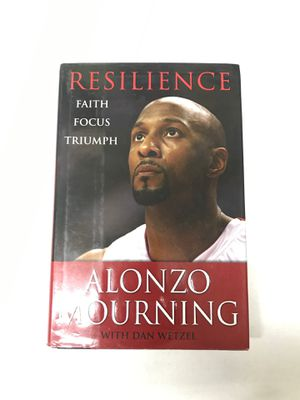 Alonzo Mourning Signed Book Autobiography Auto for Sale in Torrance, CA