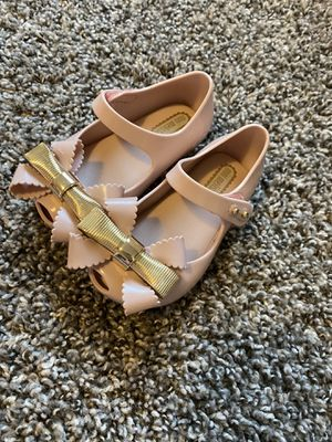 Mini Melissa shoes for Sale in Kennewick, WA