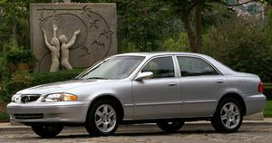 Parting out manual Mazda 626 for Sale in Pomona, CA
