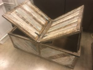 New Storage Coffee Table —> TAKE IT HOME!! for Sale in Virginia Beach, VA