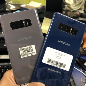 Samsung Galaxy Note 8 64 gb unlocked for Sale in Cambridge, MA