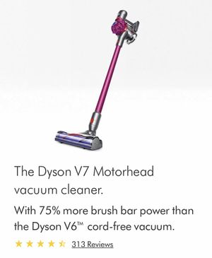 Dyson vacuum for Sale in Quincy, MA