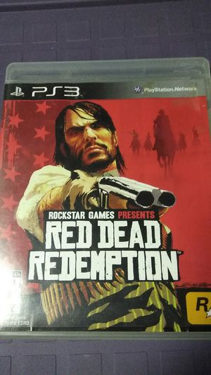 Red Dead Redemption (PS3) - for Sale in Lake Stevens, WA