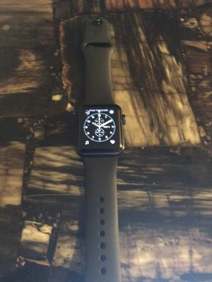 Apple Watch Sport 3rd Gen 38mm ...with 1.5yrs Device protection for Sale in North Little Rock, AR
