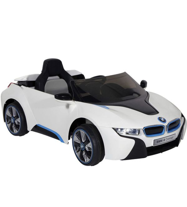 BMW i8 Concept Ride Car On toy