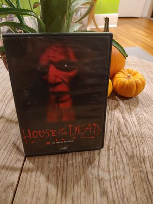 DVD of House of the Dead from the 21st century Ed Wood, Uwe Boll for Sale in South Pasadena, CA