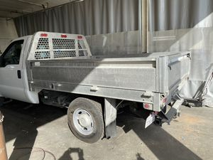 2015 F250 LONG BED 8' Aluminum Flat Bed for Sale in Palo Alto, CA