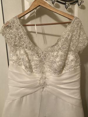Mori Lee wedding dress for Sale in Rancho Viejo, TX