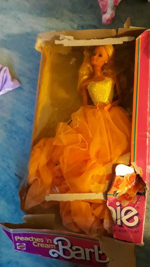 1984 barbie doll same box and everything for Sale in Norwalk, CA