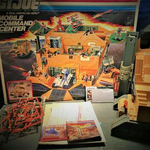 Vintage Hasbro G.I. Joe Command Center In Box! for Sale in Midlothian, IL