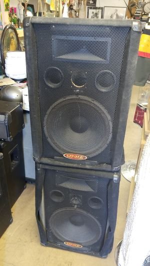 Crate pro audio speakers for Sale in Henderson, NV