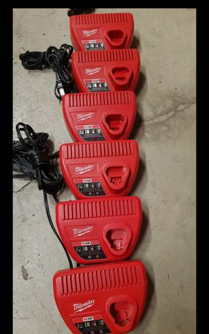MILWUAKEE M12 CORDLESS CHARGER BRAND NEW for Sale in San Bernardino, CA