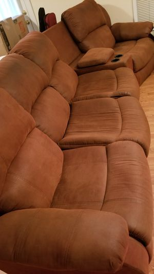 Sectional Couch - 4 pieces - $150 for Sale in Centreville, VA