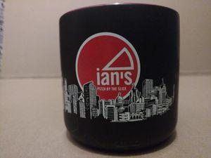 Ian's pizza coffee or tea mug for Sale in Milton, WI