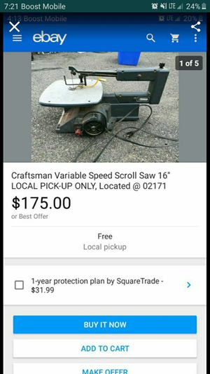 Brand new scollsaw for Sale in Cleveland, OH