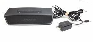 Bose SoundLink Mini Bluetooth Speaker II Carbon Black for Sale in Kent, WA