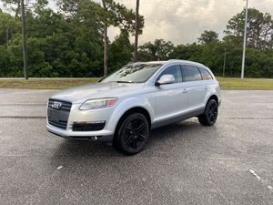 2008 Audi Q7 premium sport with 128k miles- I finance good or bad credit/ Self employed at $200 per month. for Sale in Spring Hill, FL