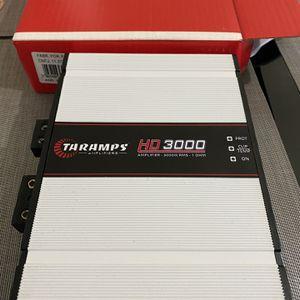 Taramps HD 3,000 for Sale in Camden, NJ