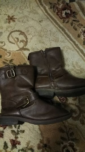 Carters Boots junior size2 for Sale in Columbus, OH