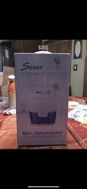 Mini dehumidifier for Sale in Fresno, CA