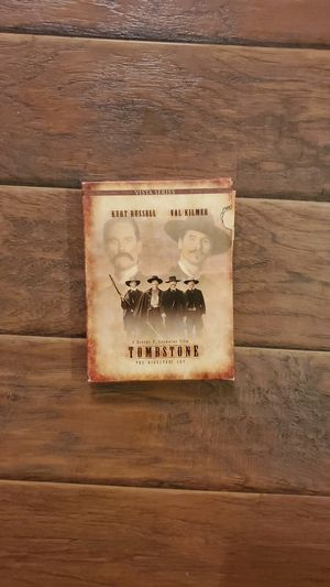DVD - Tombstone for Sale in San Clemente, CA