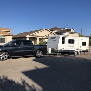 2009 Hideout Travel Trailer by Keystone -IF ITS UP, IT STILL AVAILABLE- $7,500 (dollars)OBO located at fort bliss El Paso Tx for Sale in El Paso, TX