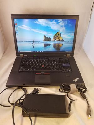 IBM Computer Laptop Lenovo Thinkpad W520 Processor Intel Core i7 2.20 GHz, Windows 10 Pro for Sale in Las Vegas, NV