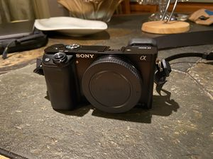 Sony a6000 bundle for Sale in Washington, DC