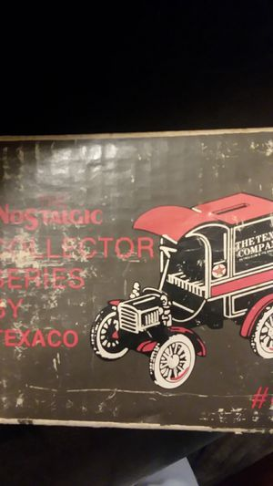 The Nostalgic Collector Series by Texaco #4 for Sale in Inman, KS