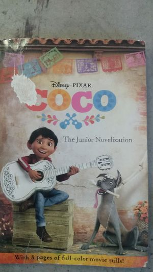 Coco the junior novelization for Sale in Bakersfield, CA
