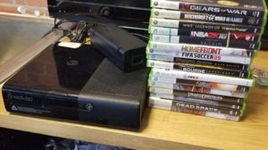Xbox 360 with Games for Sale in Washington, DC