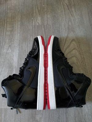 Nike dunk high bred for Sale in Sacramento, CA