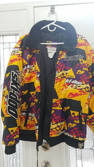 Skidoo snowmobile jacket. for Sale in New Haven, CT
