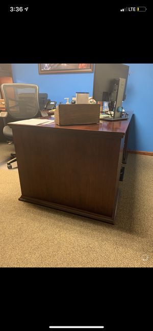 Desks, filing cabinets, cubicles, chairs, etc. for Sale in Vero Beach, FL