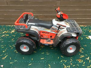 Kids 4 wheeler battery operated - Peg Perego for Sale in Bethesda, MD
