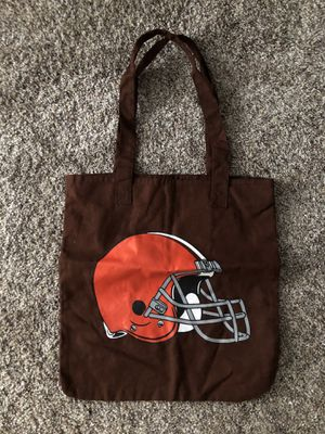 Cleveland Browns tote bag for Sale in Brunswick, OH