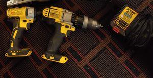 DeWalt drill and impact driver for Sale in Auburn, WA