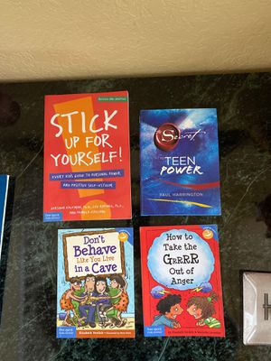 Kids self esteem books and manners for Sale in Boca Raton, FL